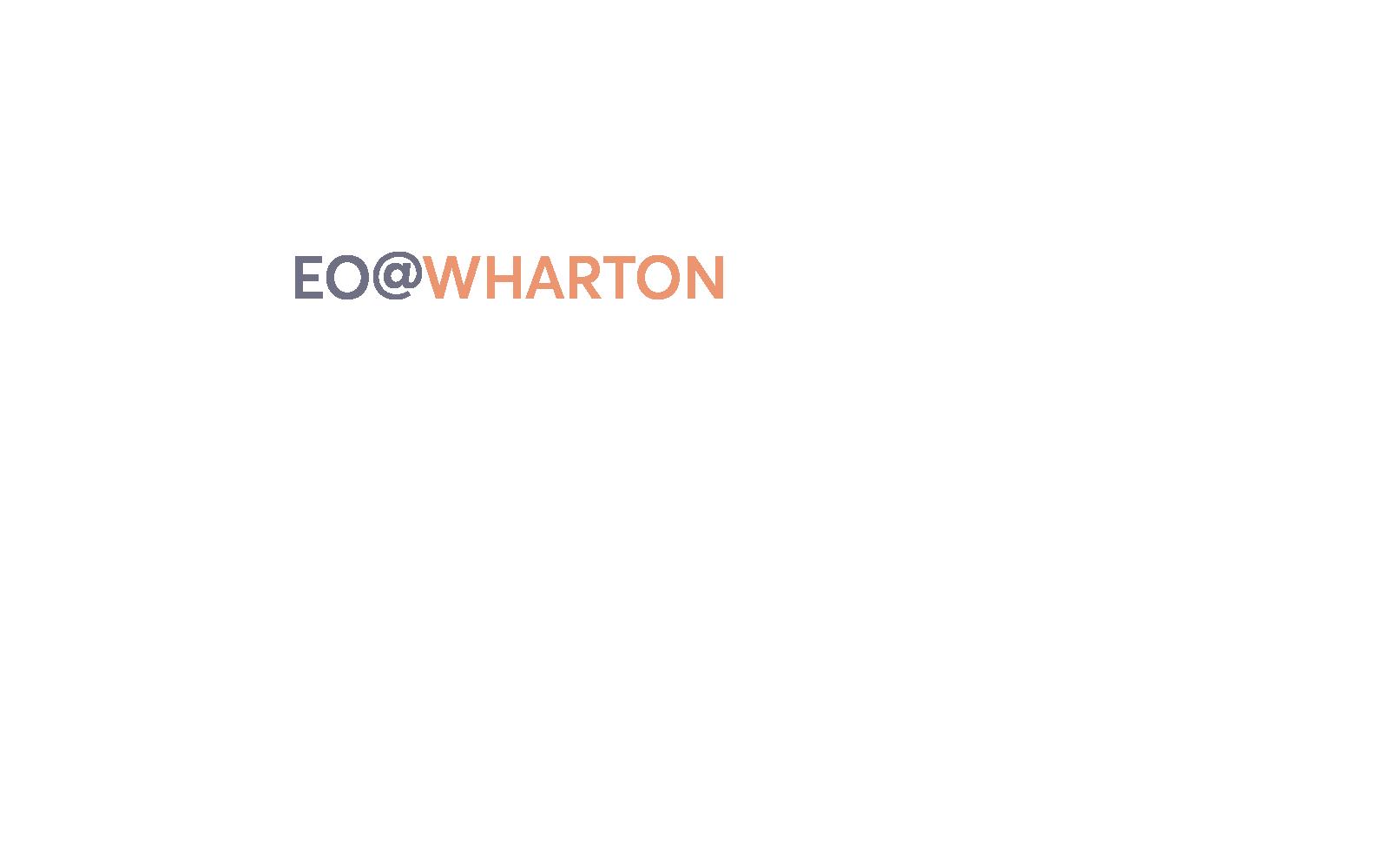 EO@Wharton type treatment